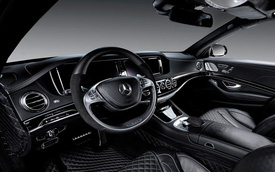"""Mãn nhãn với một Mercedes-AMG S63 """"sang chảnh"""" hơn"""