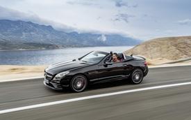 Mercedes-Benz đổi tên dòng xe thể thao AMG Sport