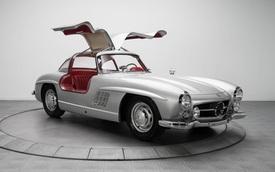 1,9 triệu USD cho một chiếc Mercedes-Benz 300 SL