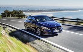 Mercedes-Benz CLA 2017 gây choáng với mức tiêu thụ 3,5 lít/100 km