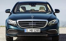 Chưa ra mắt, Mercedes-Benz E-Class 2017 lộ giá tại Thái Lan