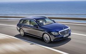 Mercedes-Benz ra mắt phiên bản thực dụng của E-Class 2017