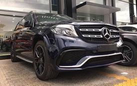 Mercedes-Benz GLS63 AMG trị giá 8,43 tỷ Đồng đầu tiên về Quảng Ninh