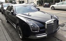 Bắt gặp chiếc Mercedes-Benz S-Class bí ẩn nhất thế giới trên đường phố