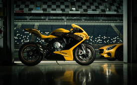 "Mercedes-Benz có thể ""xóa nợ"" 45 triệu USD cho MV Agusta"