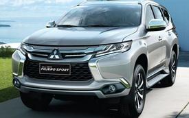 Mitsubishi Pajero Sport 2016 ra mắt Indonesia, giá từ 727 triệu Đồng