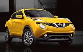 Nissan Juke 2017: Thêm trang bị, giá từ 20.250 USD
