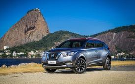 Nissan Kicks cạnh tranh Mazda CX-3 và Honda HR-V bằng giá 585 triệu Đồng