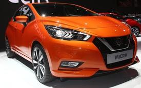 Nissan Micra thế hệ mới trình làng, cạnh tranh Suzuki Swift