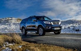 Nissan giới thiệu Navara 2017 với trang bị tốt hơn