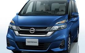 Nissan Serena thế hệ mới ra mắt, cạnh tranh Toyota Innova