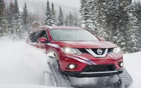 """Nissan Rogue Warrior – """"Chiến binh"""" vượt đường tuyết"""