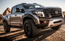 """Nissan Titan Warrior Concept – """"Chiến binh"""" ngày tận thế"""