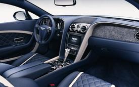 Nội thất xe sang Bentley đẳng cấp hơn với phụ kiện ốp đá