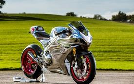 Siêu mô tô Norton V4 RR 2017 bằng sợi carbon trình làng, giá từ 778 triệu Đồng