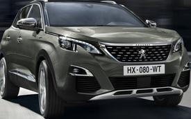 Peugeot ra mắt phiên bản thể thao của SUV 3008 mới có thể về Việt Nam