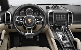 SUV bán chạy Porsche Cayenne hiện đại hơn với trang bị mới