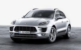 Porsche Macan có bản trang bị tiêu chuẩn mới, giá rẻ hơn