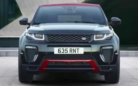 Land Rover giới thiệu Range Rover Evoque 2017 với nhiều thay đổi