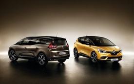 Renault Grand Scenic 2016 - Xe đa dụng 7 chỗ mới dành cho gia đình