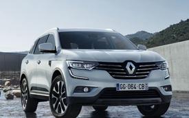 Ngắm trước Renault Koleos thế hệ mới có thể về Việt Nam trong tương lai