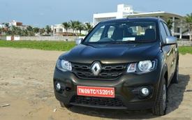 """""""Phát hờn"""" với xe crossover giá 126 triệu Đồng tại Ấn Độ"""