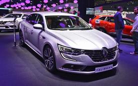Ngẩn ngơ trước vẻ đẹp của Renault Talisman sắp về Việt Nam năm nay