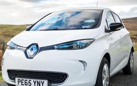 Renault Zoe cán mốc 50.000 chiếc xuất xưởng, chính là xe sẽ về Việt Nam làm taxi Mai Linh