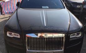 Chồng siêu mẫu Ngọc Thạch tậu Rolls-Royce Ghost Series II