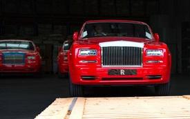 """Rolls-Royce chuyển xong 30 chiếc Phantom """"hàng thửa"""" cho tỷ phú Hồng Kông"""