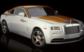 Rolls-Royce Wraith Regatta - Xe siêu sang ốp gỗ triệu đô