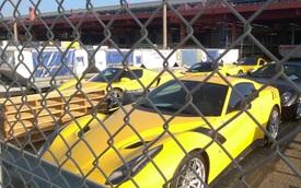 Con trai Tổng thống Guinea Xích đạo bị tịch thu thêm 6 siêu xe
