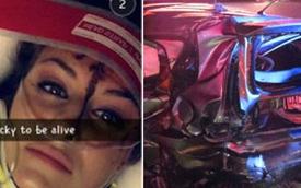 Snapchat bị kiện vì gián tiếp gây ra tai nạn ở vận tốc 172 km/h