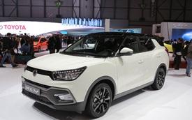 SsangYong Tivoli XLV - Xe crossover cỡ nhỏ thực dụng