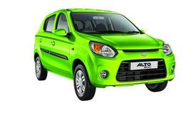 Suzuki Alto 800 nâng cấp ra mắt, giá chỉ từ 82 triệu Đồng