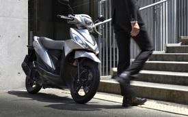 Suzuki Address sắp trình làng tại Việt Nam, cạnh tranh Honda Vision