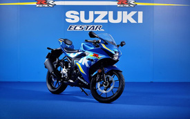 Yamaha YZF-R125 gọi, Suzuki GSX-R125 trả lời