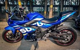 Suzuki GSX-250R đã lộ diện hoàn toàn, cạnh tranh Yamaha R25