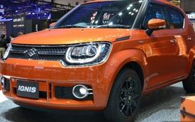 """Crossover """"bé hạt tiêu"""" Suzuki Ignis trình làng, giá từ 253 triệu Đồng"""