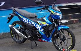 """Suzuki Raider 150 FI trình làng, phiên bản chế hòa khí bị """"khai tử"""""""