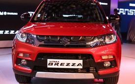 Xe siêu rẻ Suzuki Vitara Brezza bán chạy hơn cả Hyundai Creta