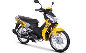 SYM Việt Nam ra mắt xe máy không cần bằng lái, giá 16,5 triệu Đồng