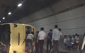 Tinh thần giải cứu học sinh sau tai nạn của người Hàn Quốc khiến cư dân mạng ngả mũ