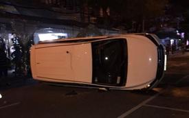Đây có thể là chiếc Toyota Innova 2016 đầu tiên gặp nạn tại Việt Nam