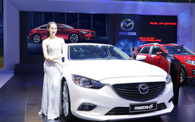 Xe Kia, Mazda và Peugeot chính hãng giữ nguyên giá bán tại Việt Nam