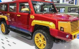 Thairung Transformer II - Hummer tự chế của người Thái