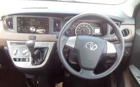 Xe gia đình giá rẻ Toyota Calya lần đầu lộ nội thất