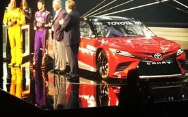 Hé lộ thiết kế của Toyota Camry 2018