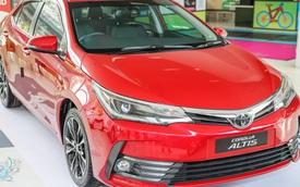 Toyota Corolla Altis 2017 sẽ về Việt Nam tiếp tục ra mắt tại Malaysia, giá từ 616 triệu Đồng