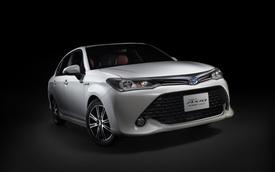 Toyota Corolla có thêm phiên bản kỷ niệm 50 năm ra đời